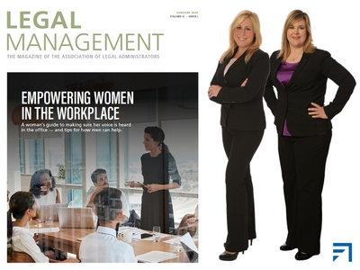 First American featured in Legal Management Magazine